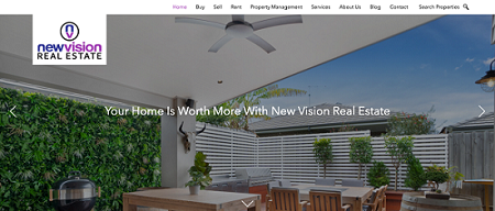 New Vision Real Estate Image